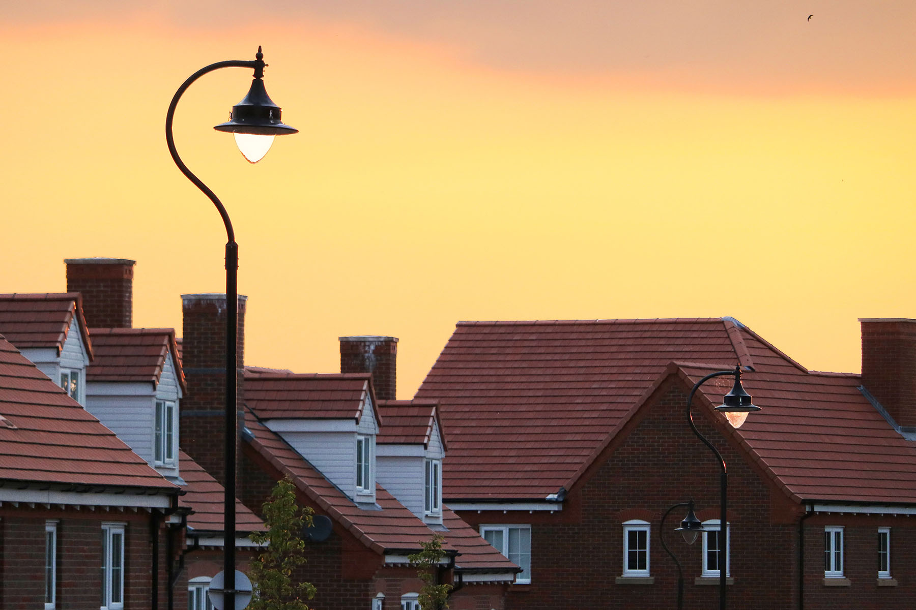 UK House Prices Jumped By The Largest Margin In 2 Years.