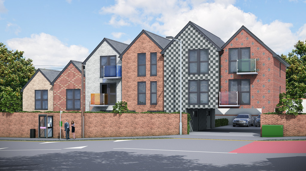 2          bedroom property for sale in Reading